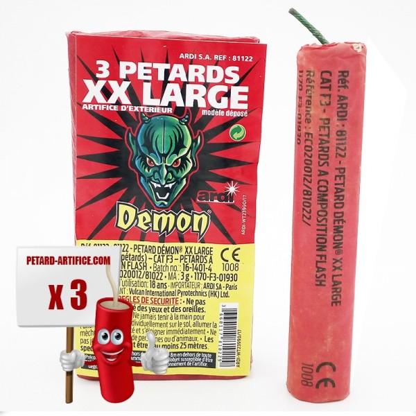 petard demon xxl