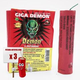 pétard giga demon