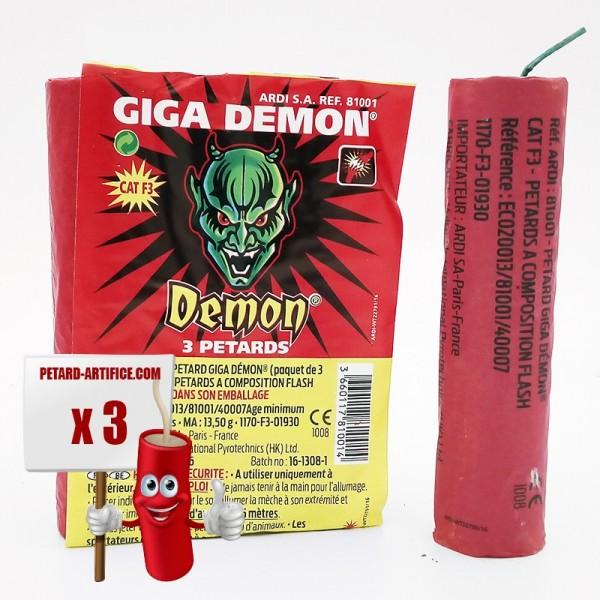 Giga Devil firecracker