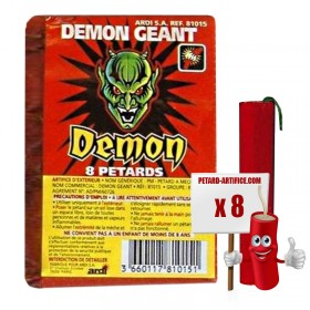 Pétards - Demon Géant