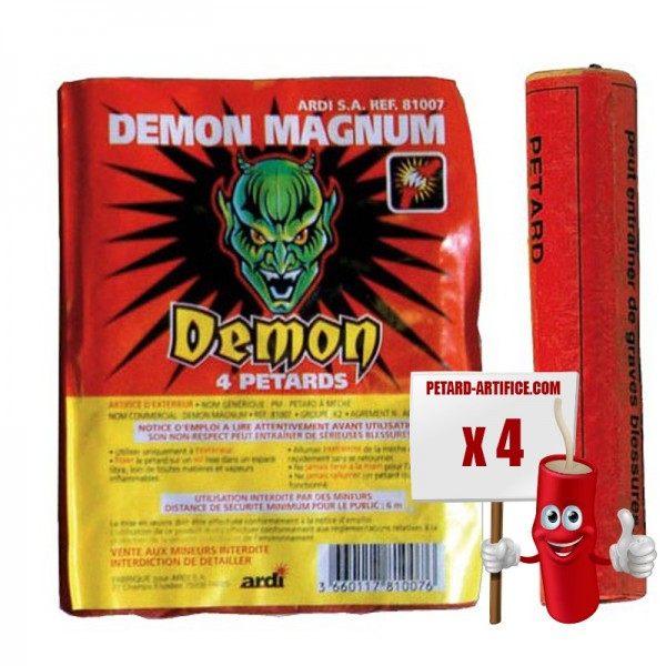 petard demon magnun