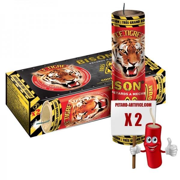 Pétards - Le Tigre Bison 6