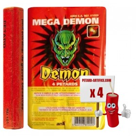 Pétards - Mega Demon