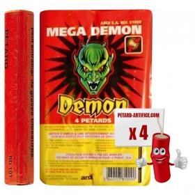 Pétards - Mega Demon