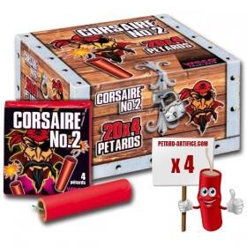 Feuerwerkskörper - Corsaire 2