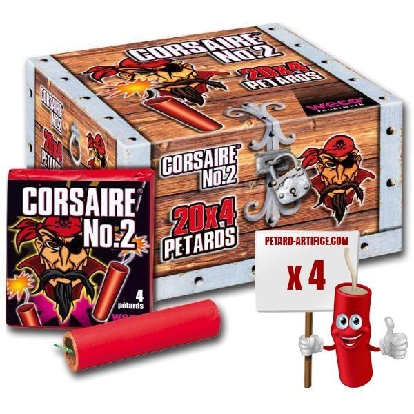 Petardos - Corsaire 2