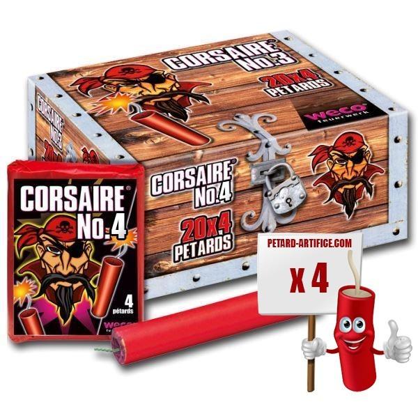 Feuerwerkskörper - Corsaire 4