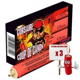 Pétards - Corsaire Coup de Canon