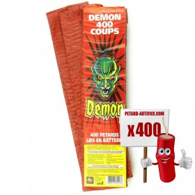 Maxi Pétardade - Demon 400 coups