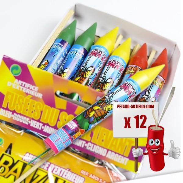 Fusées Banzai n°1