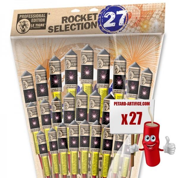 Fusées Rocket 27 - Pro Edition