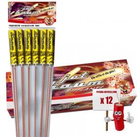 Fusées Sifflantes Jet Boum x12