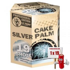 Cake Silver Palm