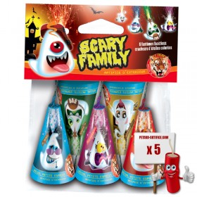 Fontaines Scary Family