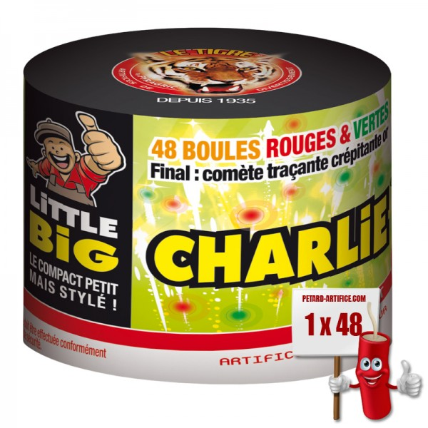 compact Little Big - Charlie