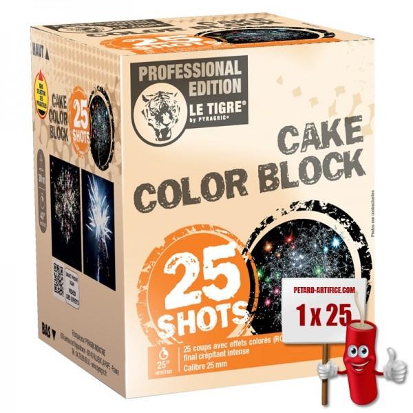 Cake Color Block - Pro Edition