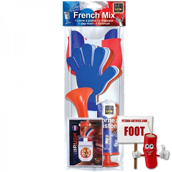 French Mix - Supporter