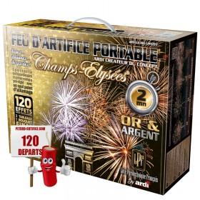 Champs Elysées - 120 effets